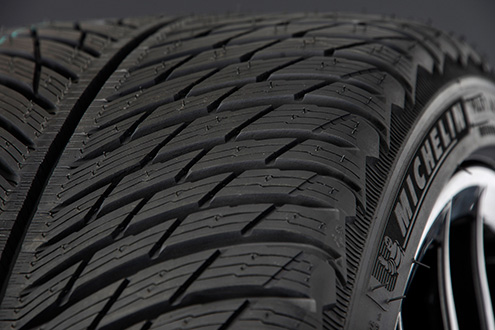Протектор Michelin Pilot Alpin 5